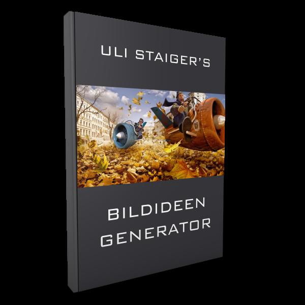 Bildideen-Generator-Mockup